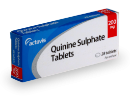 """QUININE SULPHATE  200MG"""