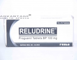 """RELUDRINE (PROGUANIL 100MG)"""
