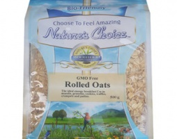 NATURES CHOICE GLUTEN FREE ROLLED OATS 380G
