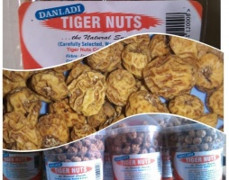 Organic Tigernuts 1kg contains 20 pieces of individual 50g pack